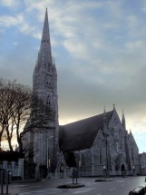 St. Johns Cathedral Limerick Ireland